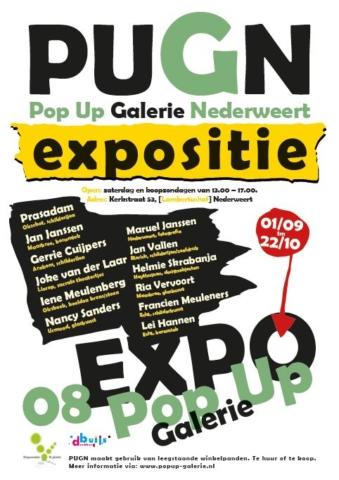 2017 - Pop Up Galerie Nederweert