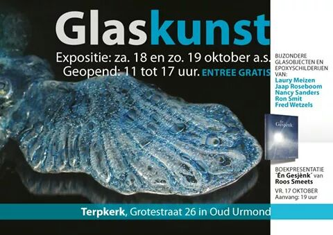 2014- Expositie Glaskunst Terpkerk Urmond