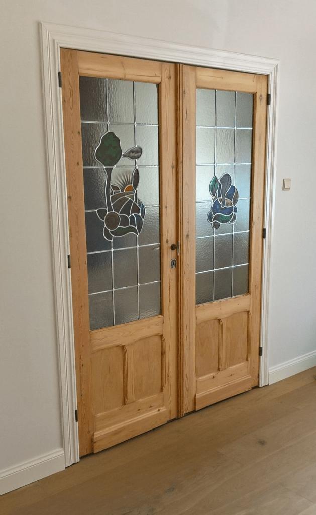 Restauratie glas in lood